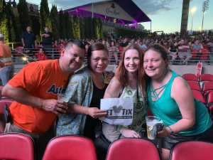 Dennis Estrada attended Nelly, Tlc, and Flo Rida - French Rap on Aug 22nd 2019 via VetTix