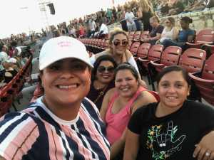 Deanne attended Nelly, Tlc, and Flo Rida - French Rap on Aug 22nd 2019 via VetTix