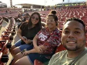 Ethan attended Nelly, Tlc, and Flo Rida - French Rap on Aug 22nd 2019 via VetTix