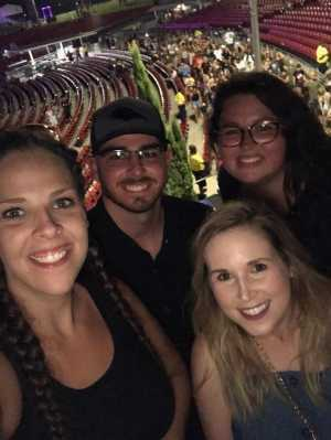 Dillon attended Nelly, Tlc, and Flo Rida - French Rap on Aug 22nd 2019 via VetTix