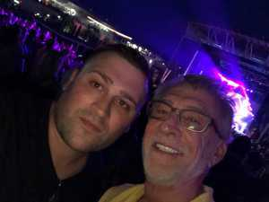Ryan attended Nelly, Tlc, and Flo Rida - French Rap on Aug 22nd 2019 via VetTix