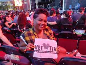 katrina attended Nelly, Tlc, and Flo Rida - French Rap on Aug 22nd 2019 via VetTix
