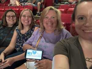 Gary attended Backstreet Boys: Dna World Tour - Pop on Sep 4th 2019 via VetTix