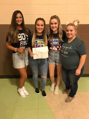 Jessica attended Backstreet Boys: Dna World Tour - Pop on Sep 4th 2019 via VetTix
