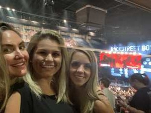 Daniel attended Backstreet Boys: Dna World Tour - Pop on Sep 4th 2019 via VetTix