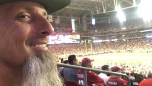 CT attended Arizona Cardinals vs. Oakland Raiders - NFL Preseason on Aug 15th 2019 via VetTix