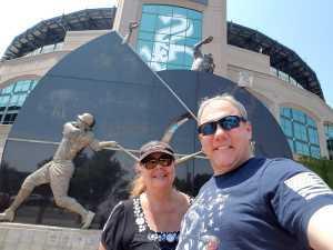 Anthony attended Chicago White Sox vs. Texas Rangers - MLB on Aug 22nd 2019 via VetTix