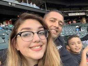 Carlos attended Chicago White Sox vs. Texas Rangers - MLB on Aug 22nd 2019 via VetTix