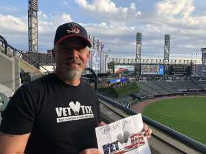Click To Read More Feedback from Chicago White Sox vs. Texas Rangers - MLB