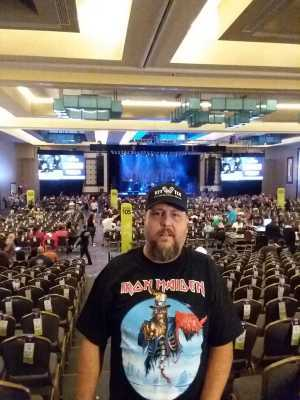 Richard attended Great White & Slaughter on Sep 6th 2019 via VetTix