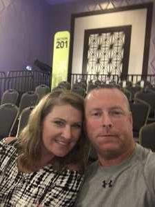 Jon attended Great White & Slaughter on Sep 6th 2019 via VetTix