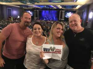 Robert attended Great White & Slaughter on Sep 6th 2019 via VetTix