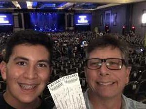 Douglas attended Great White & Slaughter on Sep 6th 2019 via VetTix