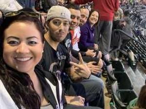 Kelly attended Colorado Rockies vs. St. Louis Cardinals - MLB on Sep 11th 2019 via VetTix