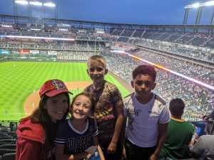 Jessica attended Colorado Rockies vs. St. Louis Cardinals - MLB on Sep 11th 2019 via VetTix