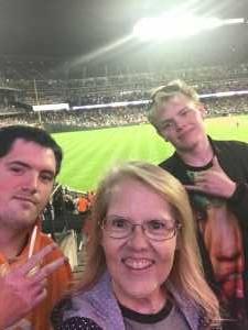 Angela attended Colorado Rockies vs. St. Louis Cardinals - MLB on Sep 11th 2019 via VetTix