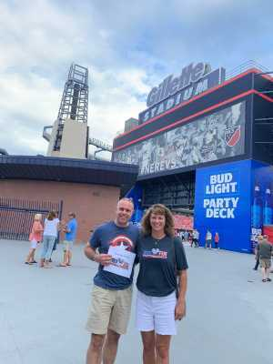 Brad attended George Strait - Live in Concert on Aug 17th 2019 via VetTix