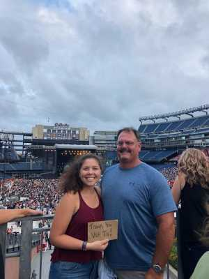 Paul attended George Strait - Live in Concert on Aug 17th 2019 via VetTix
