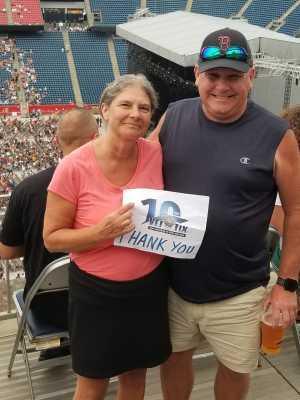 Jay attended George Strait - Live in Concert on Aug 17th 2019 via VetTix