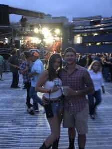 donald attended George Strait - Live in Concert on Aug 17th 2019 via VetTix