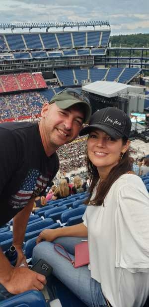 Jean attended George Strait - Live in Concert on Aug 17th 2019 via VetTix