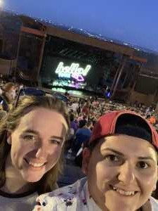 Jannelle attended Lionel Richie - Tonight! on Aug 14th 2019 via VetTix