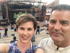 jamey attended Lionel Richie - Tonight! on Aug 14th 2019 via VetTix