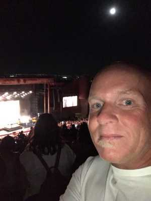 JONATHAN attended Lionel Richie - Tonight! on Aug 14th 2019 via VetTix