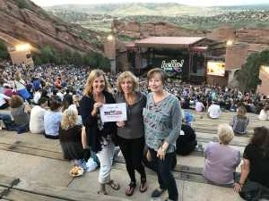 Bernadette attended Lionel Richie - Tonight! on Aug 14th 2019 via VetTix