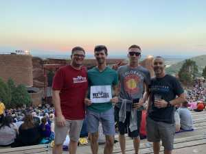 Dennis attended Lionel Richie - Tonight! on Aug 14th 2019 via VetTix