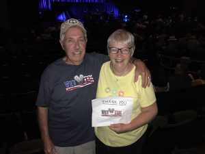 Jim attended Brian Wilson & the Zombies: Something Great From '68 Tour - Pop on Sep 6th 2019 via VetTix