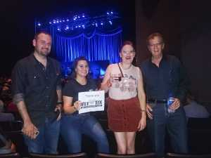 Paulina attended Brian Wilson & the Zombies: Something Great From '68 Tour - Pop on Sep 6th 2019 via VetTix