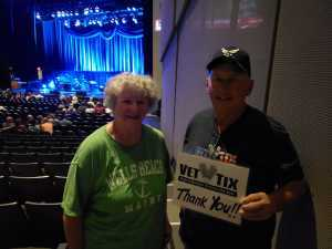 Michael Woods attended Brian Wilson & the Zombies: Something Great From '68 Tour - Pop on Sep 6th 2019 via VetTix