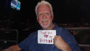 Murrell Duane attended Brian Wilson & the Zombies: Something Great From '68 Tour - Pop on Sep 6th 2019 via VetTix