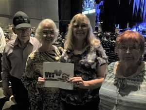 Thomas attended Brian Wilson & the Zombies: Something Great From '68 Tour - Pop on Sep 6th 2019 via VetTix