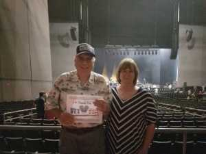 Ronald attended Brian Wilson & the Zombies: Something Great From '68 Tour - Pop on Sep 6th 2019 via VetTix