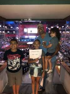Leonard attended PBR Professional Bull Riders - Anaheim Invitational - Friday Only on Sep 6th 2019 via VetTix