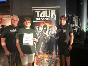 Click To Read More Feedback from Kiss: End of the Road World Tour - Pop