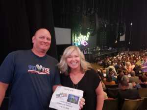 Mike attended Lionel Richie - R&b on Aug 21st 2019 via VetTix