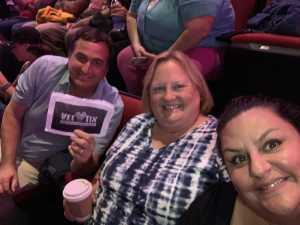 Brian attended Lionel Richie - R&b on Aug 21st 2019 via VetTix