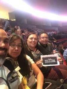Dale attended Lionel Richie - R&b on Aug 21st 2019 via VetTix