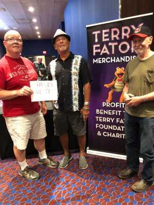 Earl attended Terry Fator - 21 and Older Only on Aug 22nd 2019 via VetTix