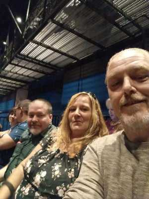 Traci attended Terry Fator - 21 and Older Only on Aug 22nd 2019 via VetTix
