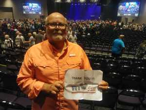 Heikki attended Terry Fator - 21 and Older Only on Aug 22nd 2019 via VetTix