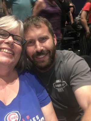 Andrew attended Terry Fator - 21 and Older Only on Aug 22nd 2019 via VetTix