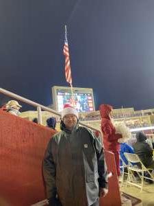 DONALD attended Indiana Hoosiers vs. Michigan - NCAA Football on Nov 23rd 2019 via VetTix
