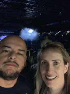 Antonia attended Chris Young: Raised on Country Tour on Aug 17th 2019 via VetTix