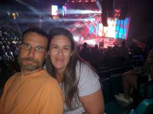 Kevin attended Chris Young: Raised on Country Tour on Aug 17th 2019 via VetTix