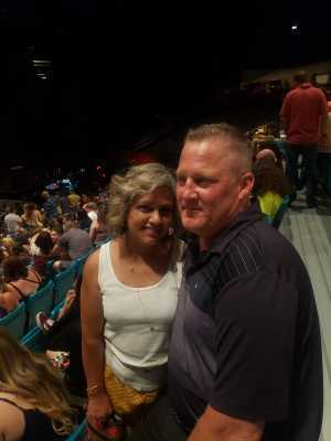 James attended Chris Young: Raised on Country Tour on Aug 17th 2019 via VetTix