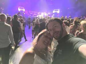 Andrew attended Chris Young: Raised on Country Tour on Aug 17th 2019 via VetTix